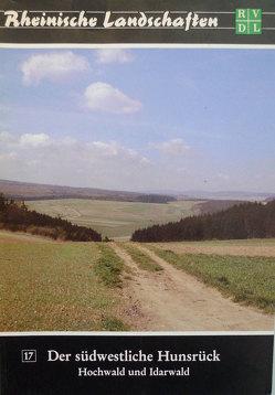 Der südwestliche Hunsrück von Reichert,  Hans, Stets,  Johannes