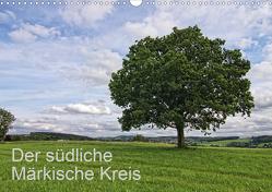 Der südliche Märkische Kreis (Wandkalender 2021 DIN A3 quer) von Thiemann / DT-Fotografie,  Detlef