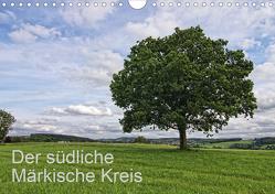 Der südliche Märkische Kreis (Wandkalender 2021 DIN A4 quer) von Thiemann / DT-Fotografie,  Detlef