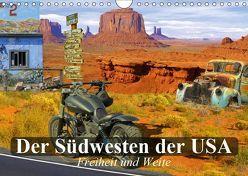 Der Südwesten der USA. Freiheit und Weite (Wandkalender 2019 DIN A4 quer) von Stanzer,  Elisabeth