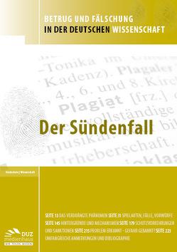 Der Sündenfall von Finetti,  Marco, Himmelrath,  Armin
