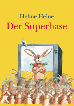 Der Superhase von Heine,  Helme