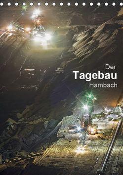 Der Tagebau Hambach (Tischkalender 2019 DIN A5 hoch) von K.Michael Grasser,  Horst