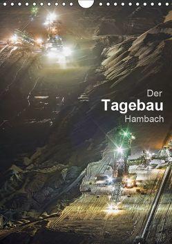 Der Tagebau Hambach (Wandkalender 2019 DIN A4 hoch) von K.Michael Grasser,  Horst