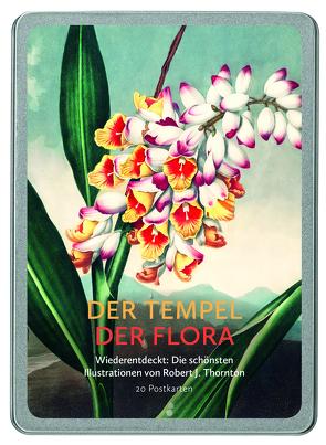 Der Tempel der Flora