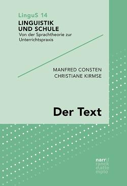 Der Text von Consten,  Manfred, Kirmse,  Christiane