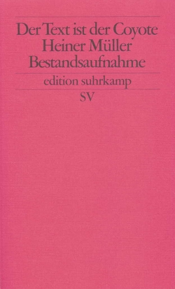 Der Text ist der Cojote von Mayer,  Brigitte Maria, Schulte,  Christian