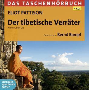 Der tibetische Verräter von Haufschild,  Thomas, Pattison,  Eliot, Rumpf,  Bernd