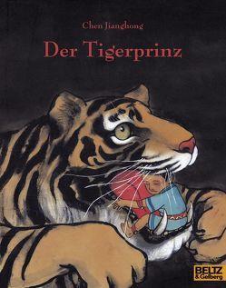 Der Tigerprinz von Jianghong,  Chen, Klewer,  Erika u. Karl