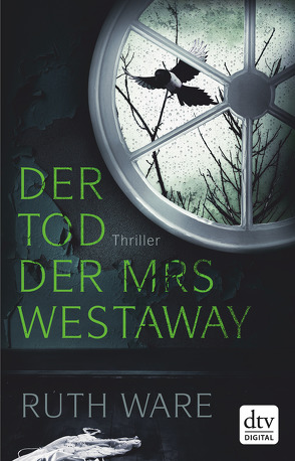 Der Tod der Mrs Westaway von Ochel,  Stefanie, Ware,  Ruth