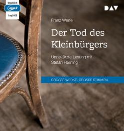 Der Tod des Kleinbürgers von Fleming,  Stefan, Werfel,  Franz