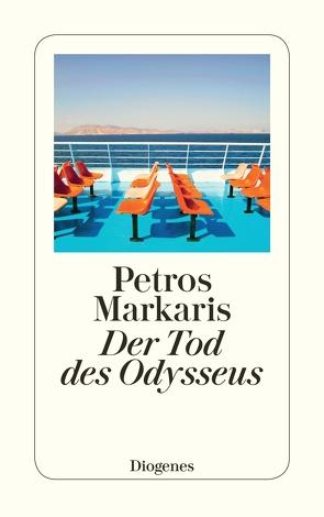 Der Tod des Odysseus von Markaris,  Petros, Prinzinger,  Michaela