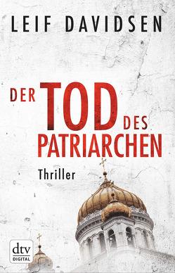 Der Tod des Patriarchen von Davidsen,  Leif, Gerecke,  Anne-Bitt