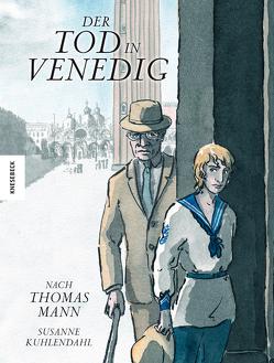 Der Tod in Venedig von Kuhlendahl,  Susanne