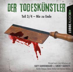 Der Todeskünstler – Folge 03 von Karrenbauer,  Katy, Mcfadyen,  Cody