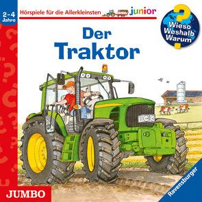 Der Traktor von Bartel,  Marlon, Erne,  Andrea, Heinecke,  Niklas, Metzger,  Wolfgang