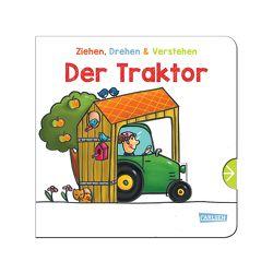 Der Traktor von Badstuber,  Martina