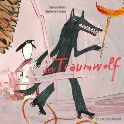 Der Traumwolf von Harjes,  Stefanie, Klein,  Stefan