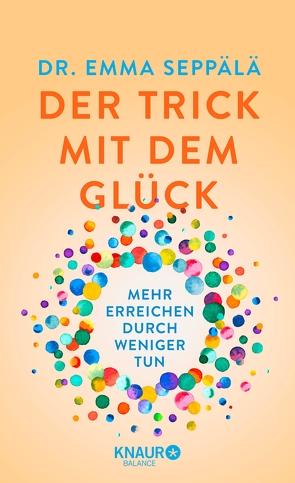 Der Trick mit dem Glück von Seppälä,  Emma, Thiele,  Sabine