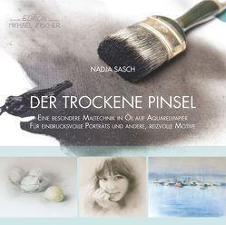 Der trockene Pinsel von Sasch,  Nadja