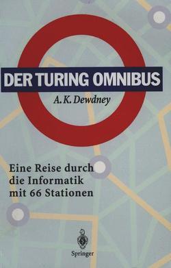 Der Turing Omnibus von Dewdney,  A.K., Dobrowolski,  P.