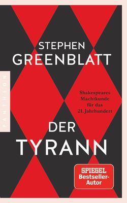 Der Tyrann von Greenblatt,  Stephen, Richter,  Martin
