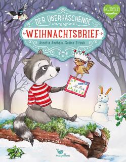 Der überraschende Weihnachtsbrief von Amrhein,  Annette, Straub,  Sabine
