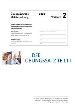 Der Übungssatz Teil III – Variante 2 von Gress,  Bernhard, Semper,  Dr. Lothar