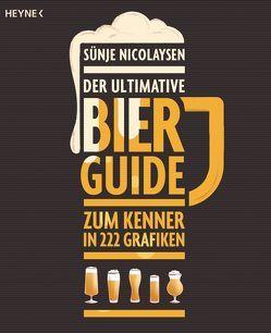 Der ultimative Bier-Guide von Nicolaysen,  Sünje, Schleef,  Ole