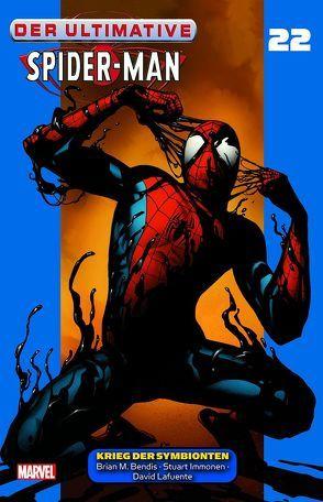 Der ultimative Spider-Man von Bendis,  Brian Michael, Immonen,  Stuart