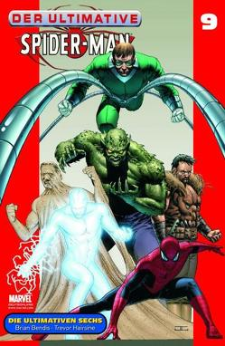 Der ultimative Spider-Man von Bagley,  Mark, Bendis,  Brian, Bendis,  Brian M