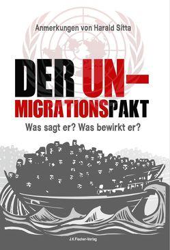 Der UN Migrationspakt von Sitta,  Harald