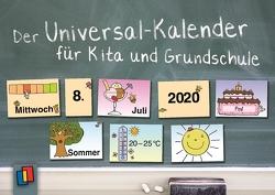 Der Universal-Kalender für Kita und Grundschule, 2020 von Verlag an der Ruhr,  Redaktionsteam