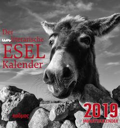 Der (un)literarische Eselkalender (2019) von Burckhardt,  Wolfram
