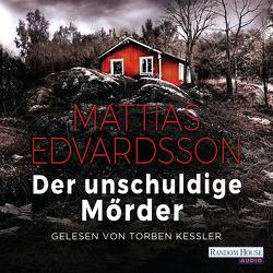 Der unschuldige Mörder von Edvardsson,  Mattias, Kessler,  Torben, Krummacher,  Annika