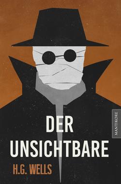 Der Unsichtbare von Enseling,  Jan, Kock,  Hauke, Wells,  H.G.