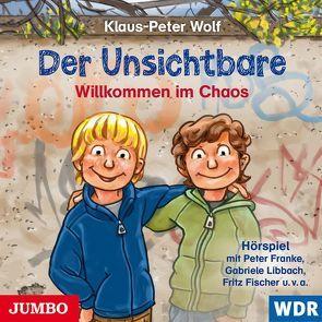 Der Unsichtbare von Diverse, Wolf,  Klaus-Peter