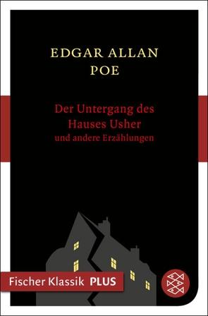 Der Untergang des Hauses Usher und andere Erzählungen von Etzel,  Gisela, Poe,  Edgar Allan