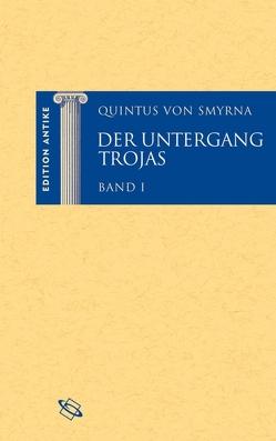 Der Untergang Trojas von Baier,  Thomas, Hose,  Martin