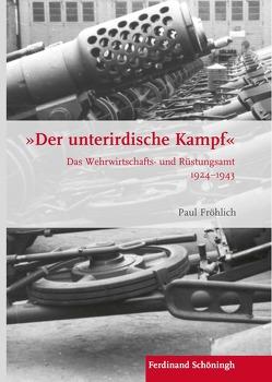 """""""Der unterirdische Kampf"""" von Fröhlich,  Paul"""