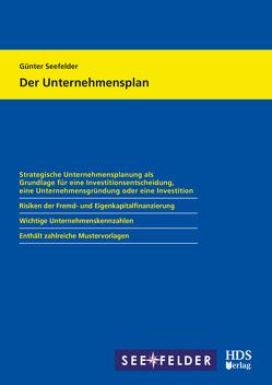 Der Unternehmensplan von Seefelder,  Günter