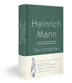 Der Untertan von Mann,  Heinrich, Martin,  Ariane