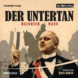 Der Untertan von Korte,  Hans, Mann,  Heinrich