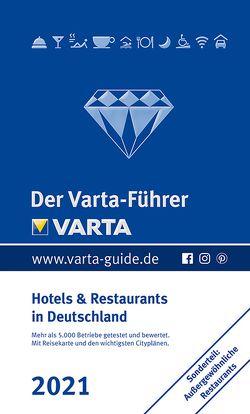Der Varta-Führer 2021 – Hotels und Restaurants in Deutschland