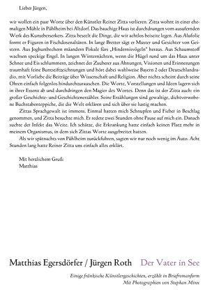 Der Vater in See von Egersdörfer,  Matthias, Minx,  Stephan, Roth,  Jürgen