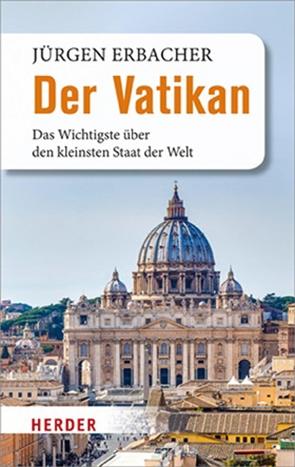 Der Vatikan von Erbacher,  Jürgen