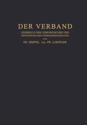 Der Verband von Härtel,  Fr., Loeffler,  Fr.