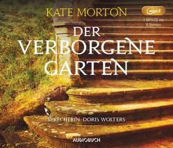 Der verborgene Garten – Sonderausgabe (MP3-CD) von Breuer,  Christine, Möllemann,  Norbert, Morton,  Kate, Wolters,  Doris