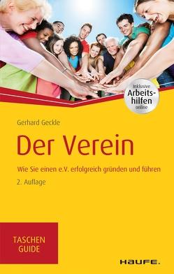 Der Verein von Geckle,  Gerhard