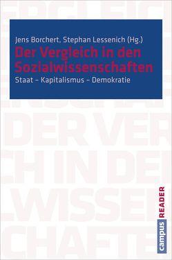 Der Vergleich in den Sozialwissenschaften von Borchert,  Jens, Lessenich,  Stephan